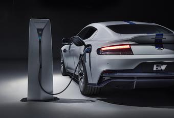 Aston Martin verspreidt fake EV news #1