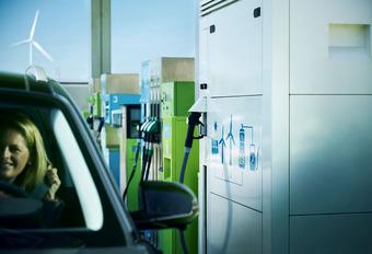 Bientôt 5 nouvelles stations hydrogène en Belgique #1