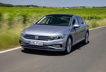 Volkswagen Passat : fin de la berline #1