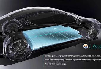 Une batterie belge pour dépasser 700 km d'autonomie #1