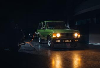Lunaz électrifie les Range Rover classiques #1