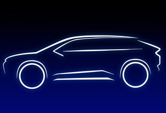 Toyota annonce un SUV électrique #1