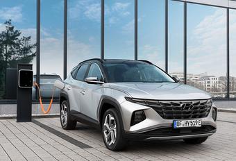 Hyundai Tucson PHEV : plus d'infos #1