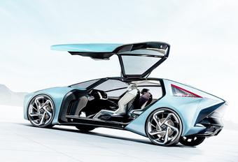 Elektrische Direct4-technologie maakt Lexus leuker #1