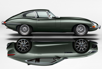 Jaguar F-Type Heritage 60 Edition eert legendarische E-Type #1