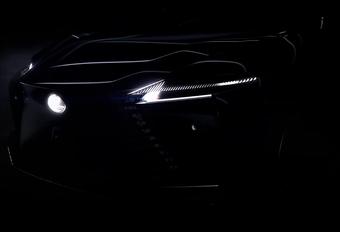 Lexus Direct4 : moteurs électriques jumelés, pour l'hybride et l'hydrogène #1