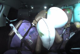 Euro NCAP : nouvelle salve d'étoiles #1