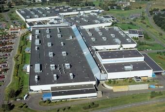 Volvo: elektromotoren made in Sweden #1