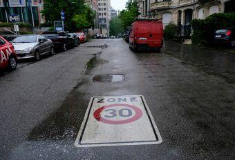 Bruxelles : territoire principalement à 30 et 20 km/h #1