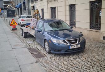 Ooit al een Saab 9-3 pick-up gezien? #1