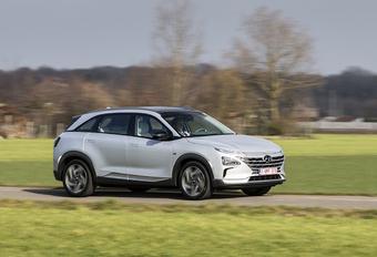 HTWO: het waterstofmerk van Hyundai #1