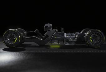 Peugeot onthult krachtbron Le Mans-Hypercar #1