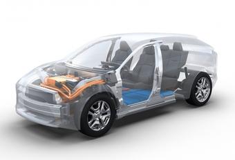 Subaru : un SUV électrique pour l'Europe #1