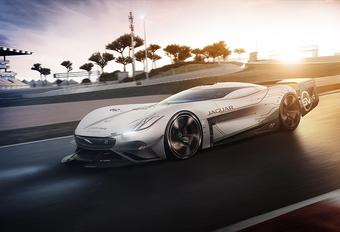 Jaguar Vision GT SV is elektrische Le Mans-racer #1