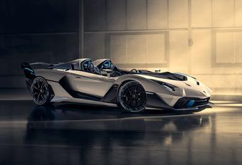 La Lamborghini SC20 : pour la piste et sans toit #1