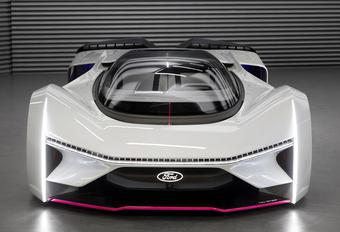 Is dit de nieuwe Ford GT? #1