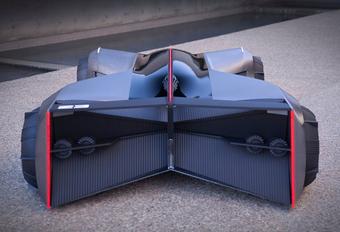 Dit is de toekomstige Nissan GT-R! #1