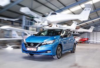 Nissan Leaf : 10 ans déjà #1