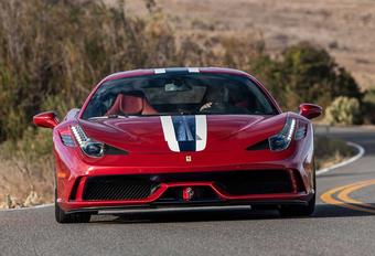 Deze gepantserde Ferrari 458 Speciale is niet dik #1