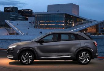 HTWO is nieuwe submerk van Hyundai, bestemd voor waterstofauto's #1