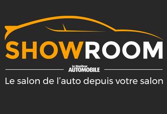 Le Moniteur Automobile présente Showroom, le salon d'auto depuis votre salon #1