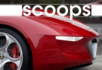 Scoops Alfa Romeo: Forza! #1