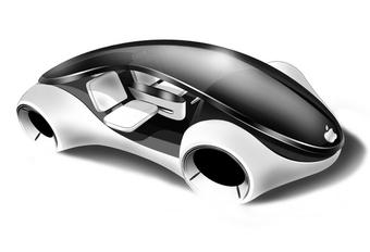'Apple werkt weer aan autonome auto' #1