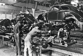 VW Coccinelle, en production il y a 75 ans #1