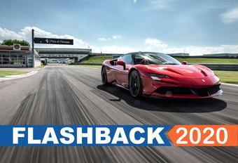 Rétrospective : Les voitures d'exception essayées en 2020 #1