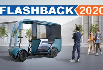 Rétrospective : Les concepts mobilité et environnement 2020 #1