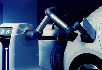 Voor Volkswagen is de toekomst mobiel laden #1