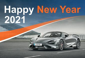 Gelukkig nieuwjaar 2021 #1