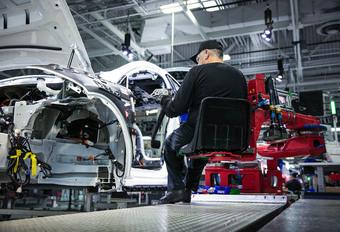 Tesla a produit un demi-million de voitures en 2020 #1