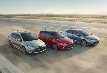 Toyota maître des ventes mondiales #1