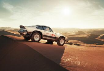Singer ACS : la Porsche 911 Safari ressuscitée #1