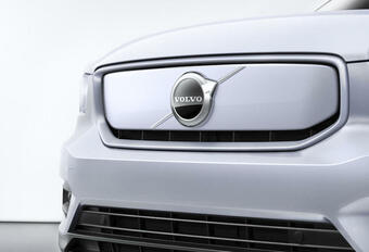 Volvo : un deuxième modèle électrique en mars #1