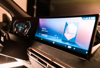 BMW présente son nouvel iDrive au CES #1