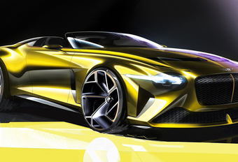 Andreas Mindt is het nieuwe designhoofd van Bentley #1