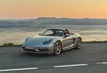 Porsche Boxster 25 Years : célébrer un quart de siècle #1