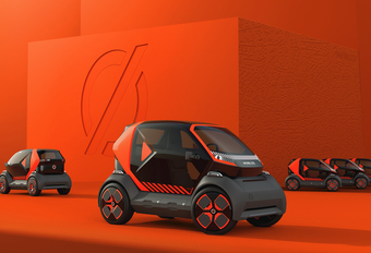Renaulution – Mobilize recycle la Twizy #1