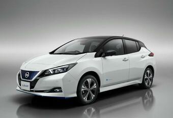 Nissan Leaf : évolution continue #1