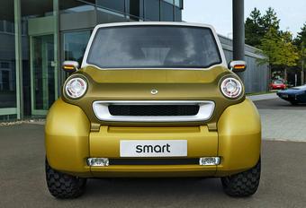 Smart werkt aan SUV-modellen #1