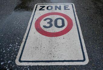 Zones 30 : un jugement important #1