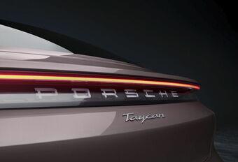 Porsche Taycan : deux roues motrices et deux batteries au choix #1