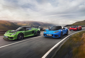 Lotus belooft langverwachte vernieuwing van het modelaanbod #1