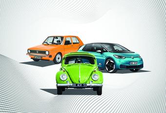 Volkswagen expose les modèles marquants de son histoire à Autoworld #1