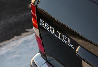 Mercedes 560 TEL is een S-Klasse Break #1