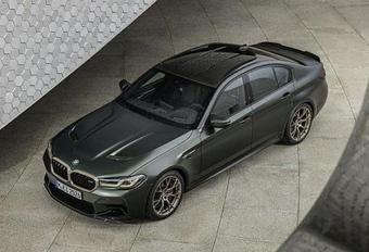 Gelekt: BMW M5 CS (2021) - UPDATE #1