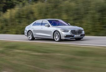 Mercedes rappelle des Classe S et s'excuse #1