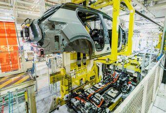 Volvo Gand : objectif 60 % électrique #1